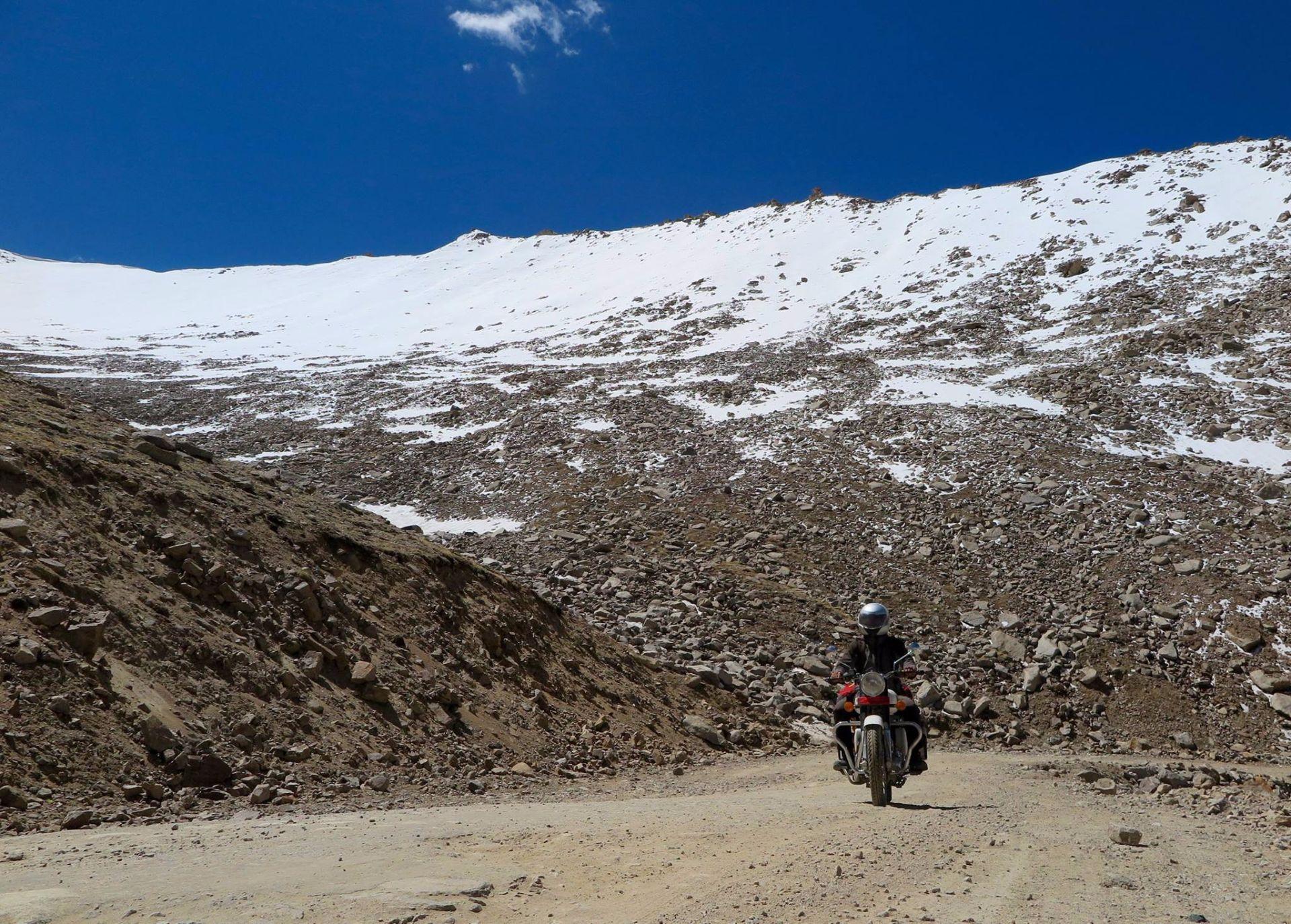 Khardung La, Indien, Travel Drift