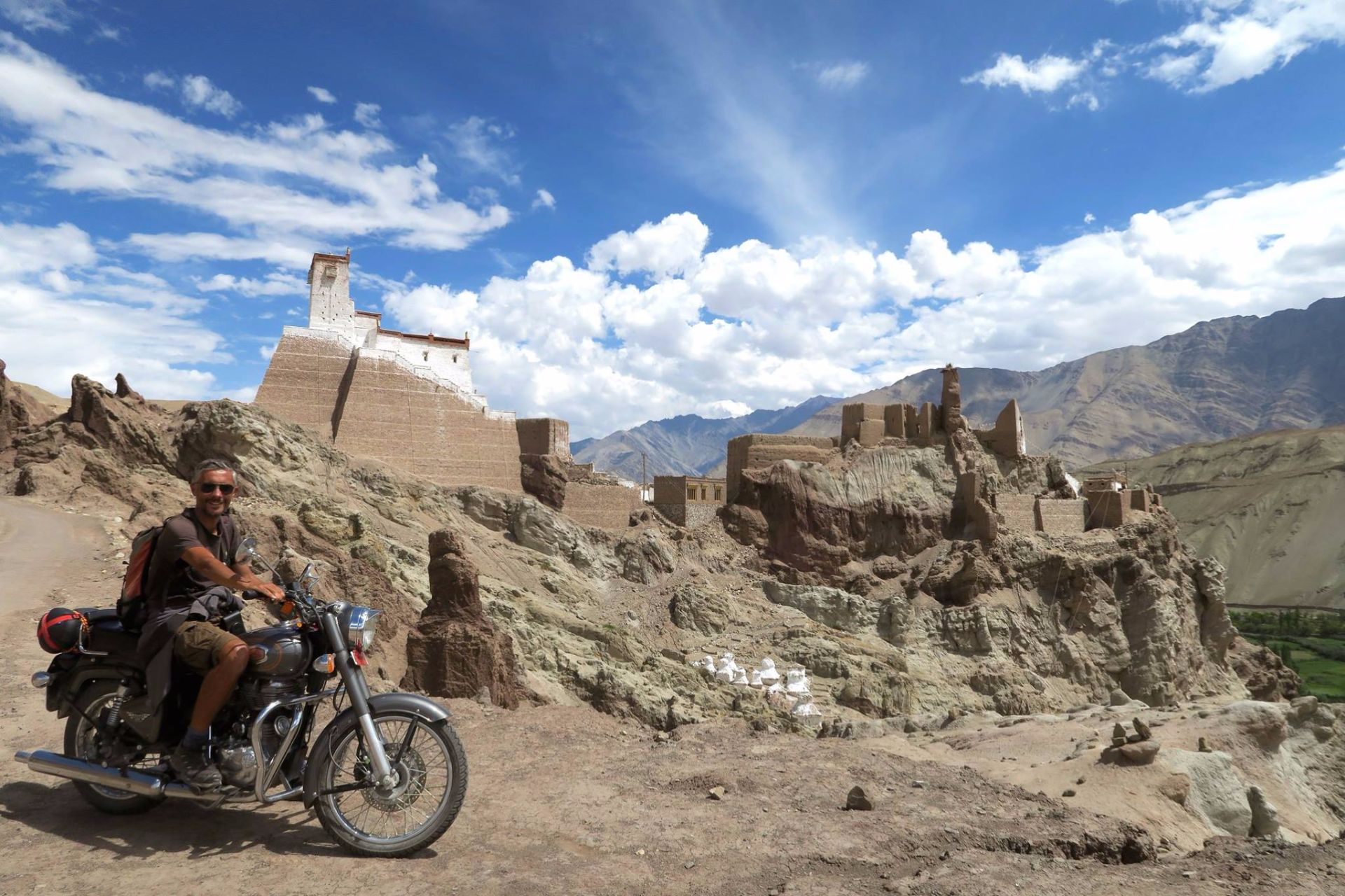 Leh, Indien, Travel Drift