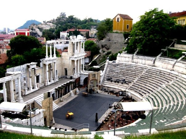 Plovdiv, Bulgarien, Travel Drift