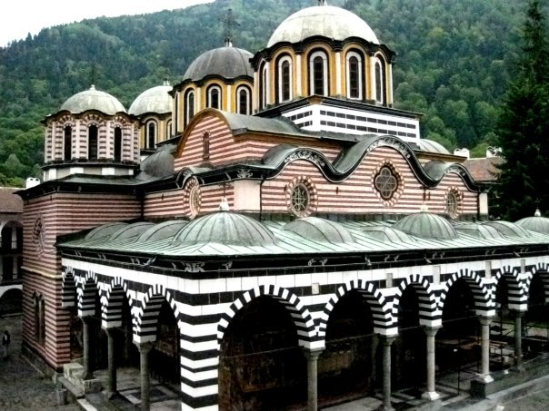 Rila Manastir, Bulgarien, Travel Drift