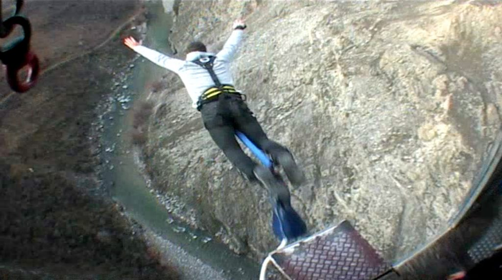 Bungy, Queenstown, Travel Drift