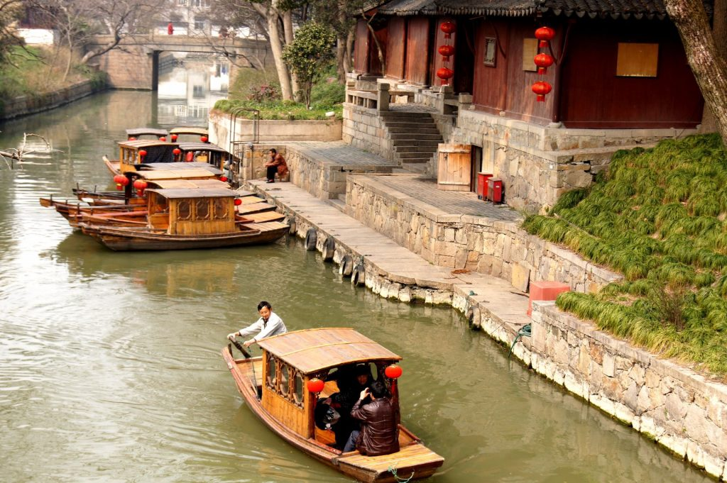 Suzhou, China, Asien, Travel Drift