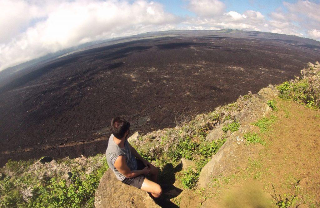 Sierra Negra, Isabela, Galapagos Inseln, Ecuador, Travel Drift