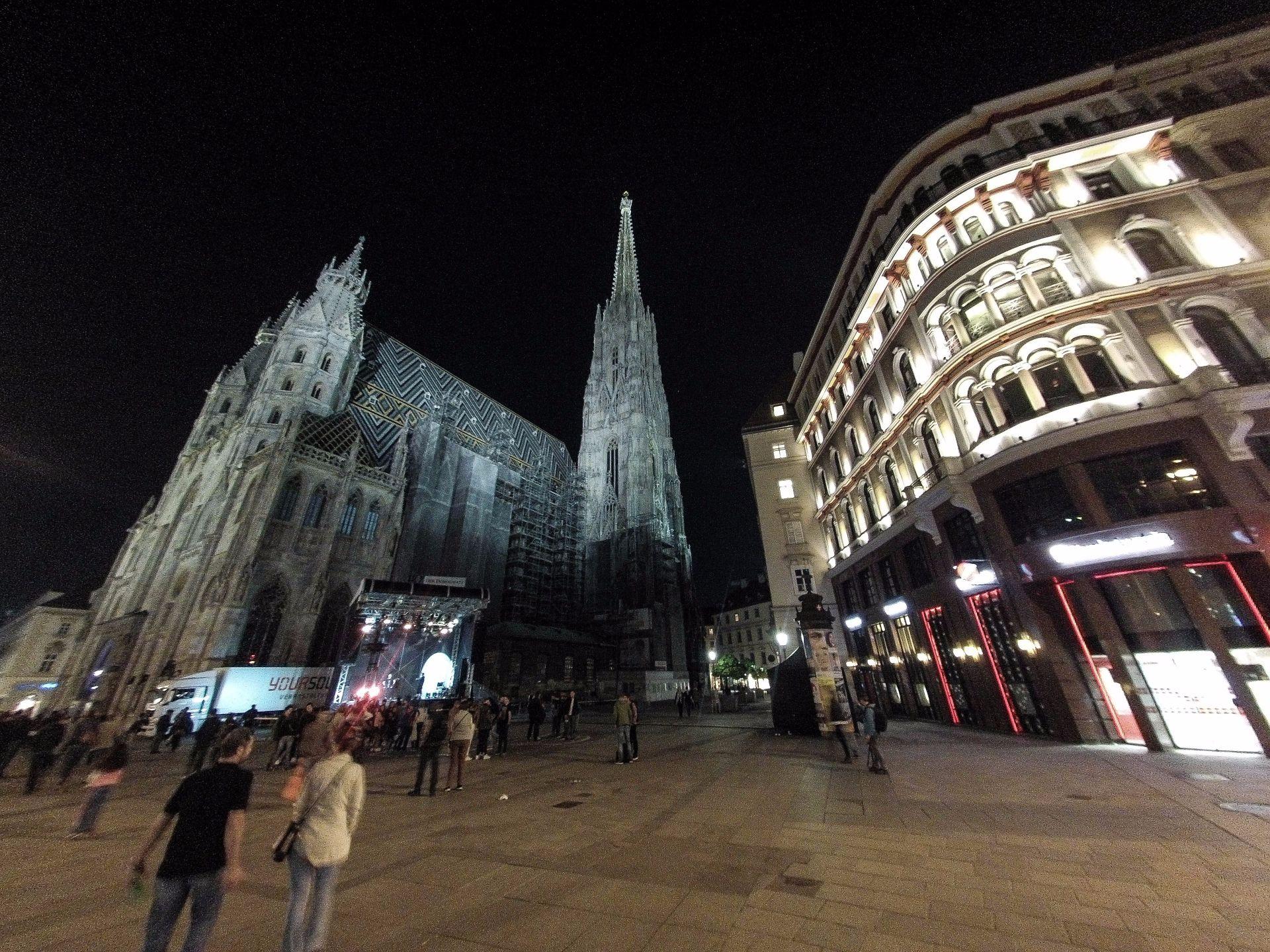 Stephansdom, Wien, Travel Drift
