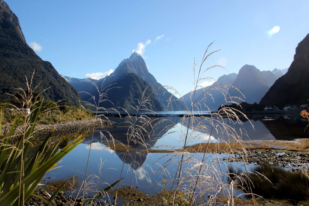 Milford Sound, Travel Drift
