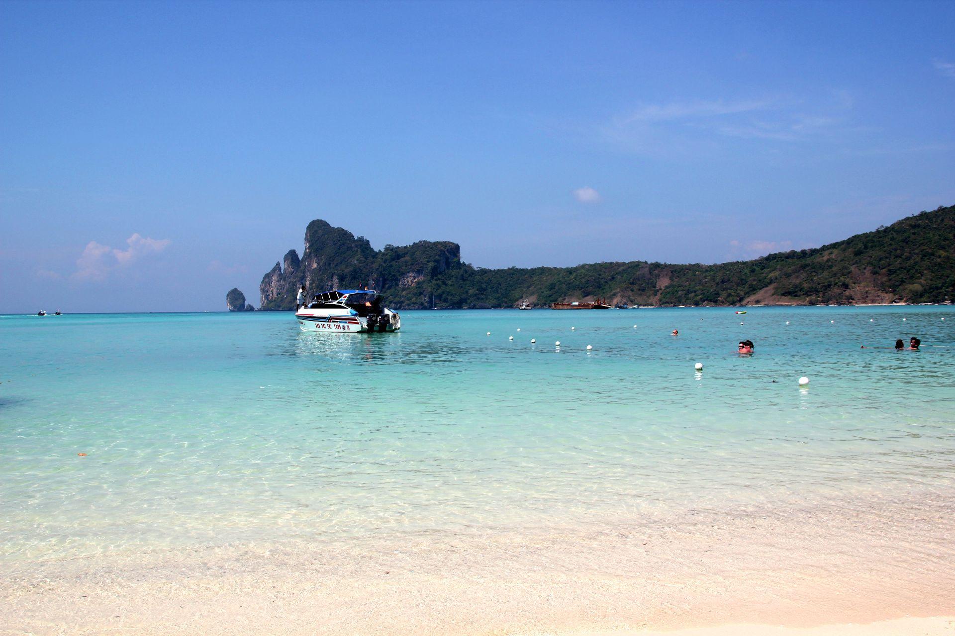 Ko Phi Phi, Asia, Travel Drift