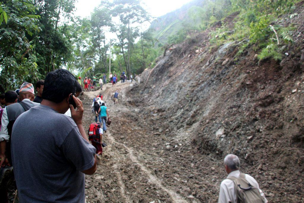 Tatopani, Nepal, Asia, Travel Drift