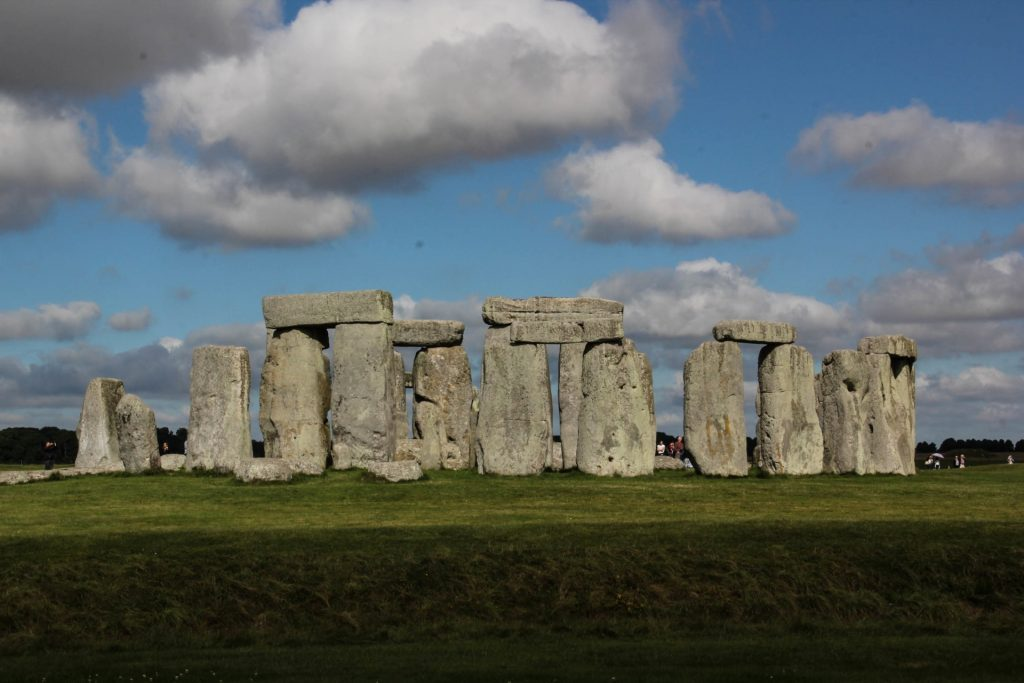Stonehenge, Travel Drift