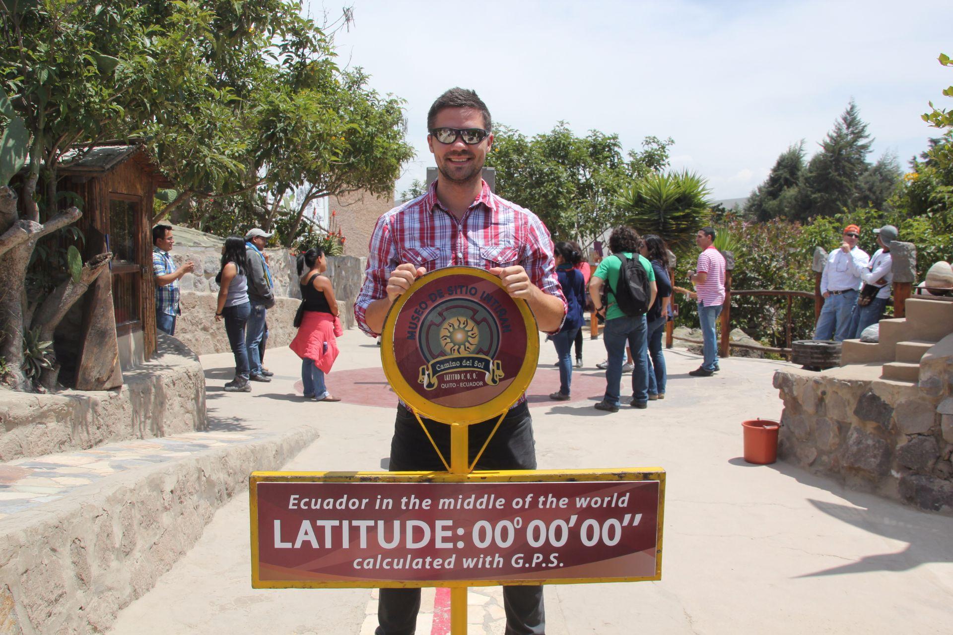 Equator, Äquator, Quito, Ecuador, Travel Drift
