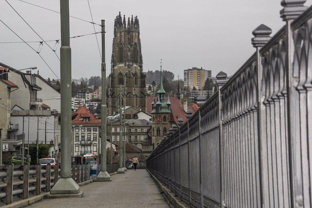 Fribourg, Schweiz, Travel Drift