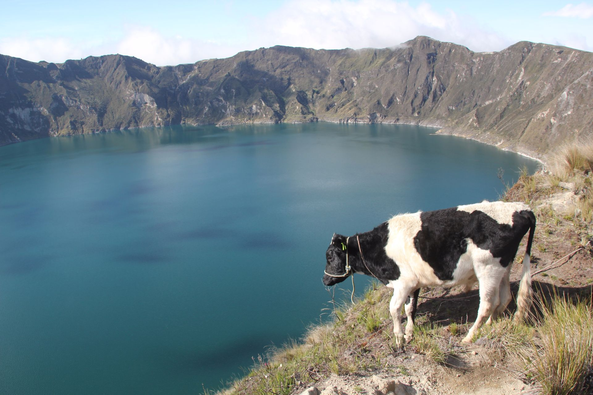 Quilotoa, Ecuador, Travel Drift