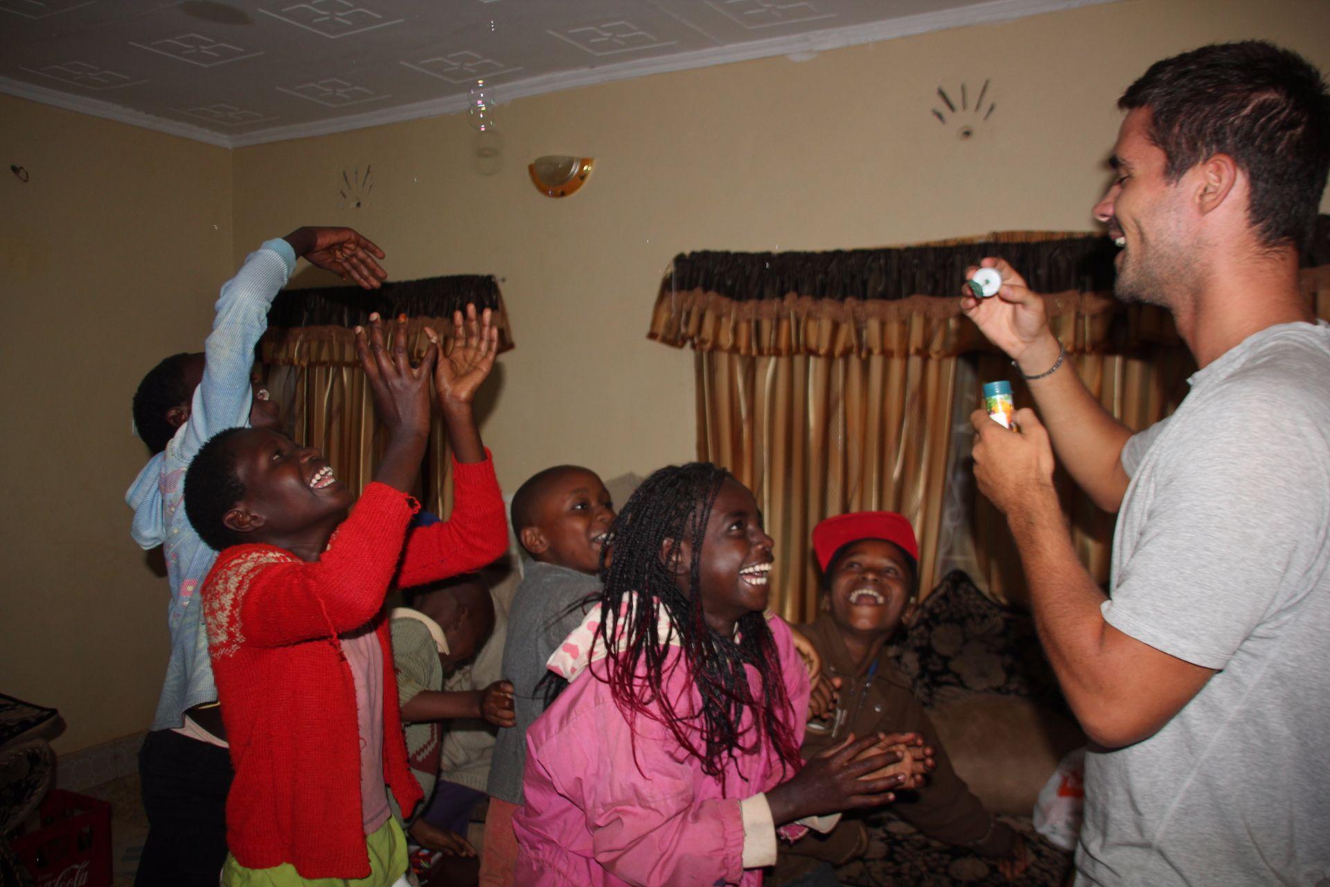 Mutunduri, Kenia, Africa, Travel Drift