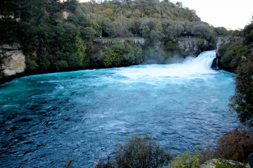 Huka Falls, Taupo, Travel Drift
