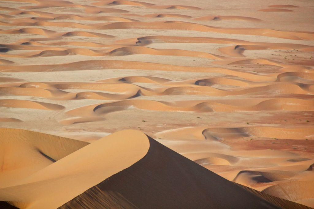 Liwa Oase, Vereinigte Arabische Emirate, Asien, Travel Drift
