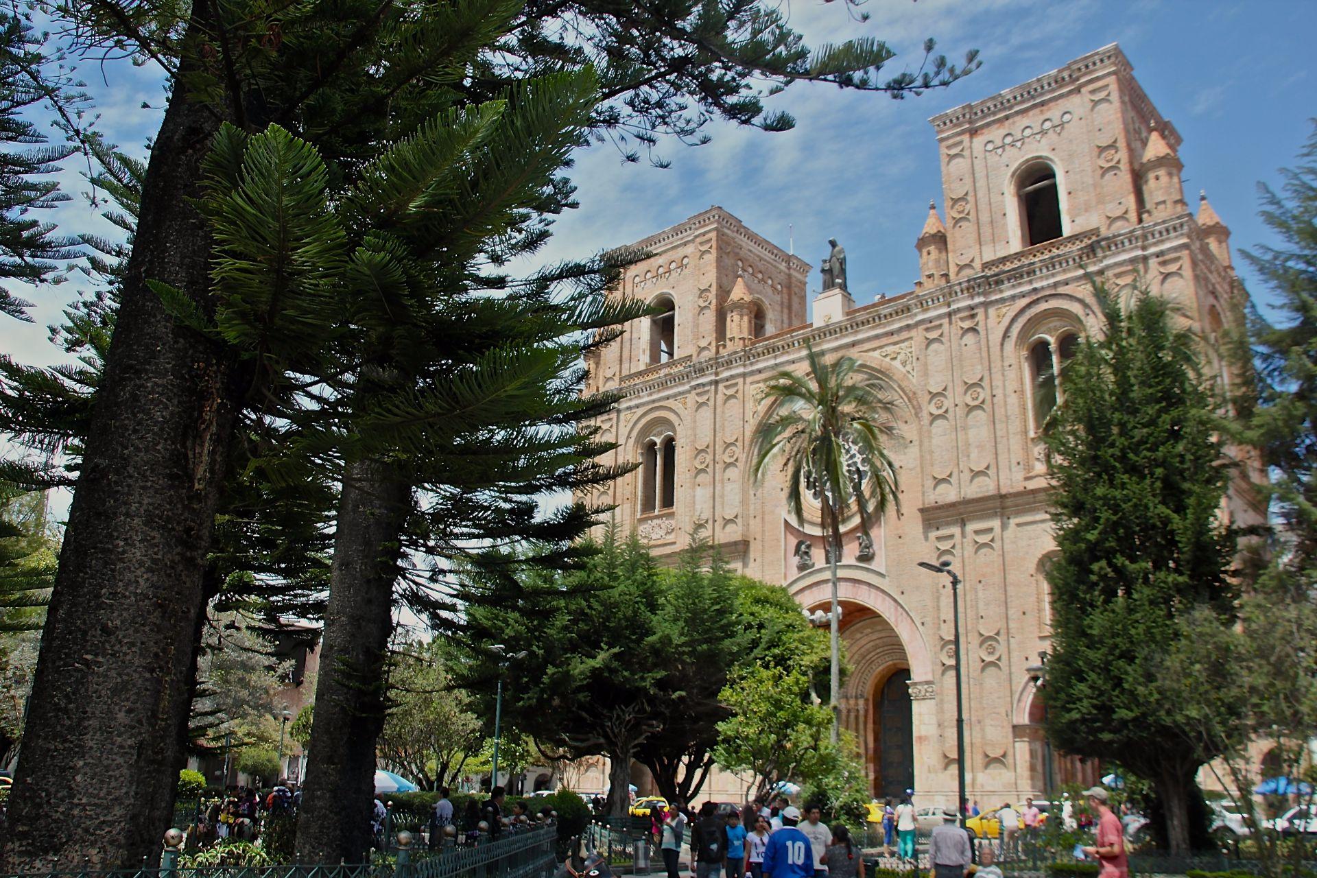 Cuenca, Ecuador, Travel Drift