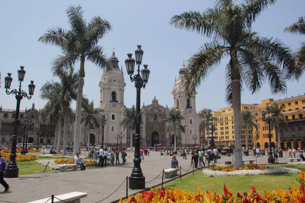 Lima, Peru, Travel Drift