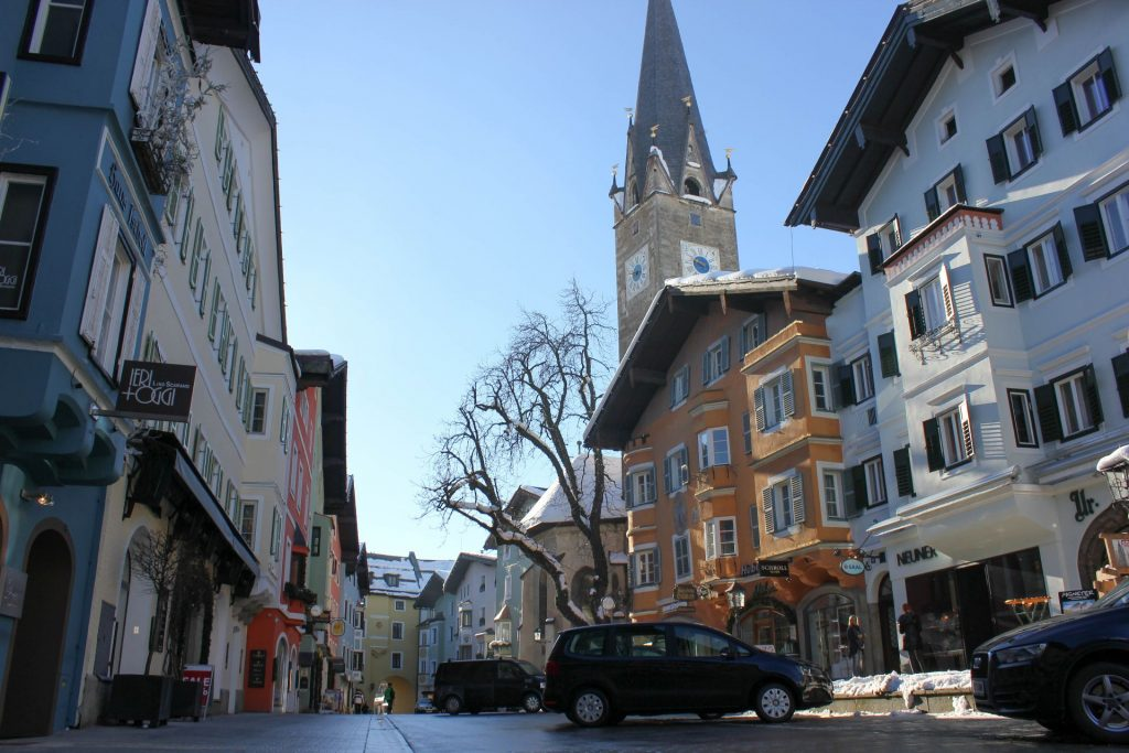 Kitzbühel, Austria, Travel Drift