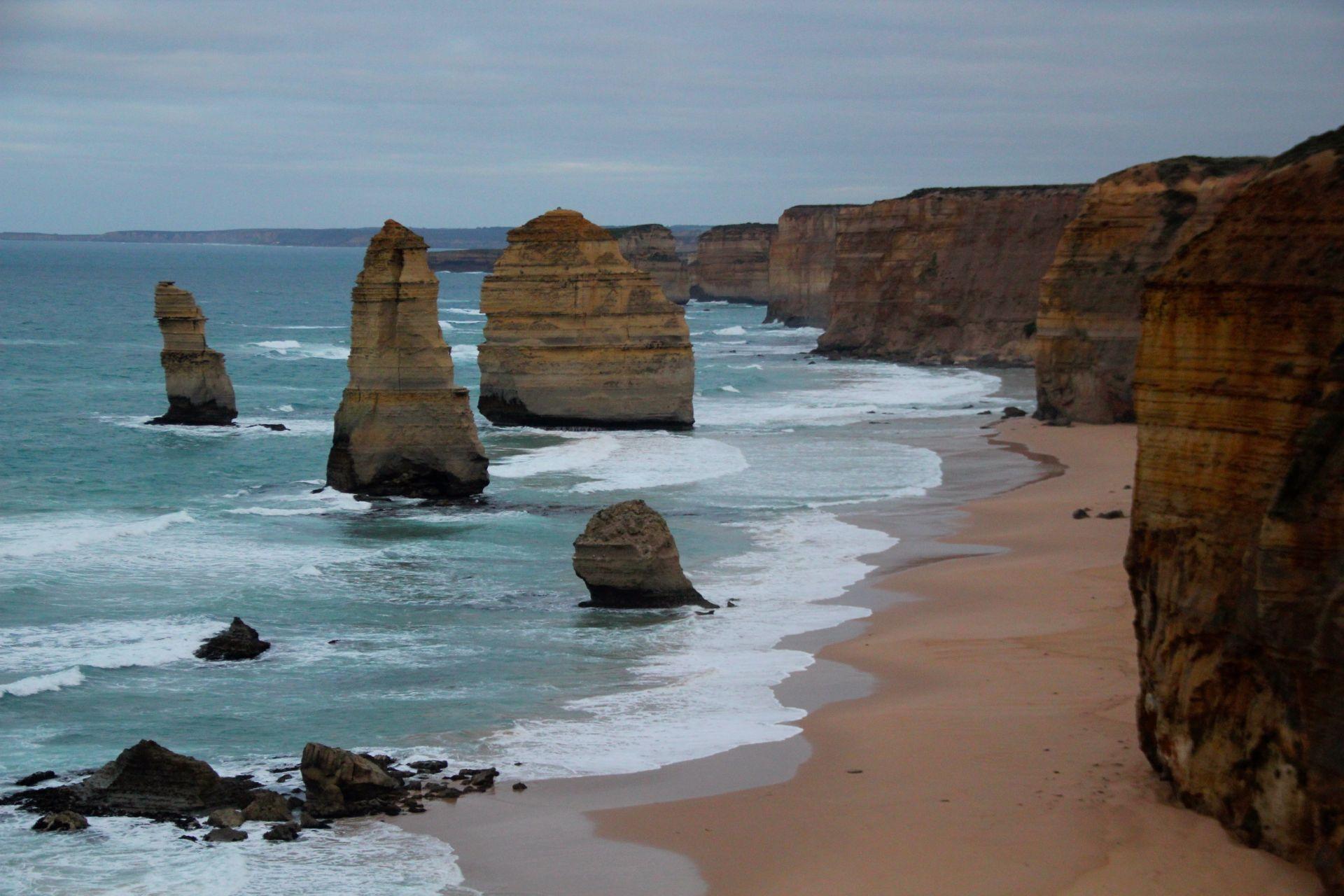 Great Ocean Road, 12 Apostels, australia, Travel Drift