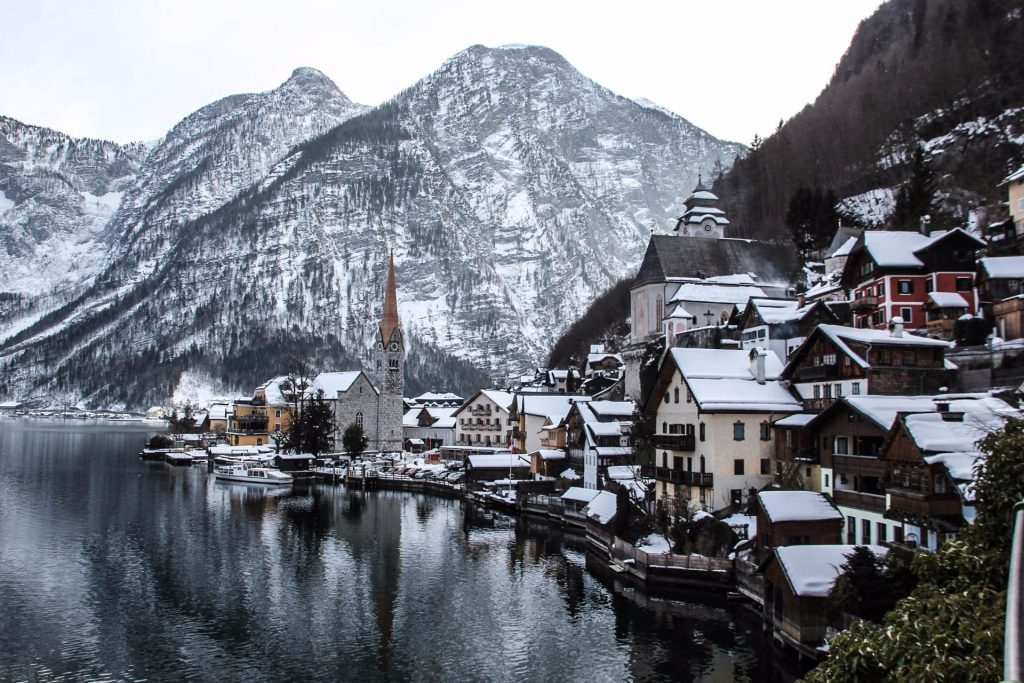 Hallstatt, Travel Drift