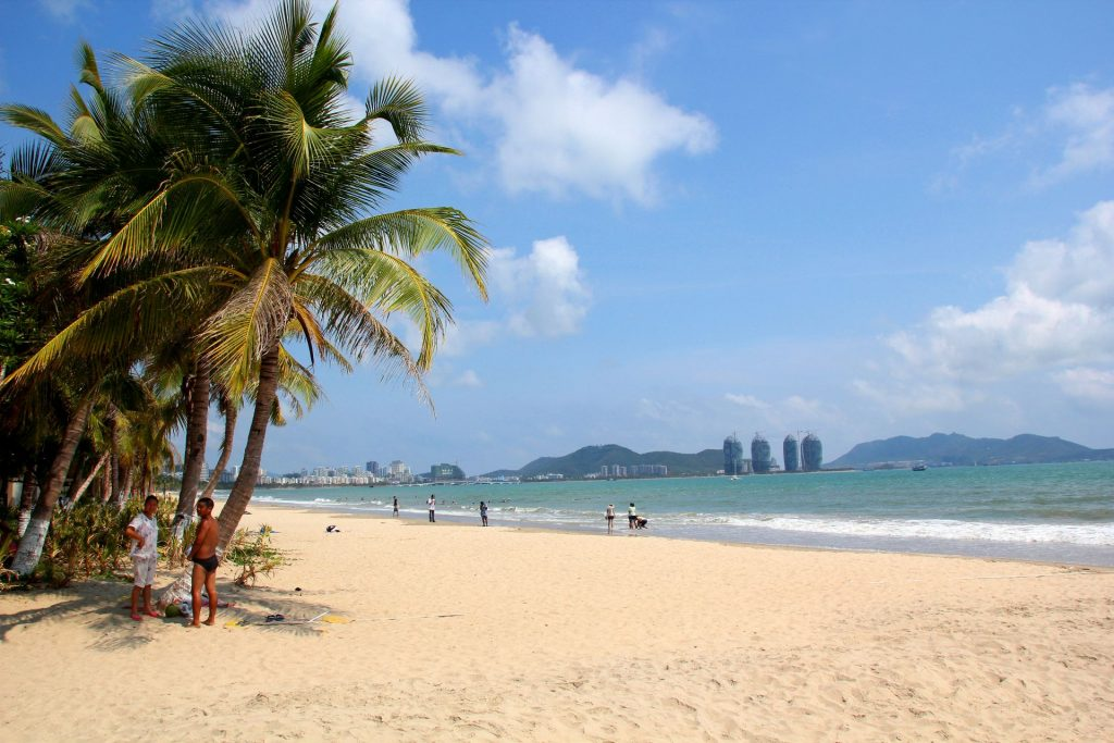 Hainan Island, China, Asien, Travel Drift