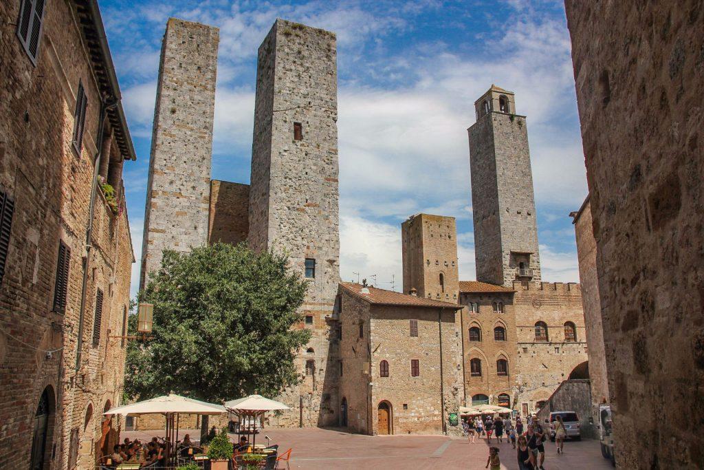 San Gimignano, Toskana, Italy, Italien, Travel Drift
