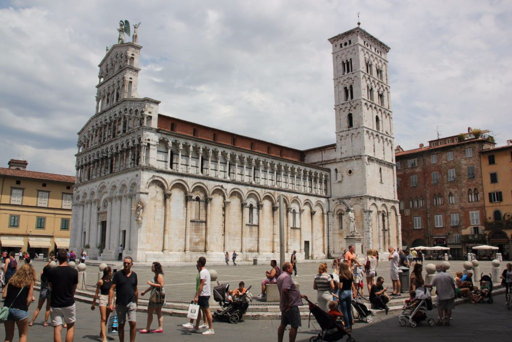 Lucca, Italy, Italien, Travel Drift