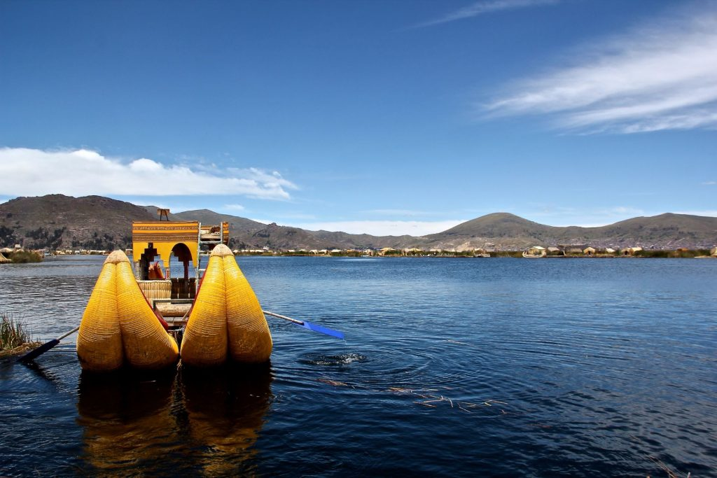 Titicaca Lake, Peru, Travel Drift