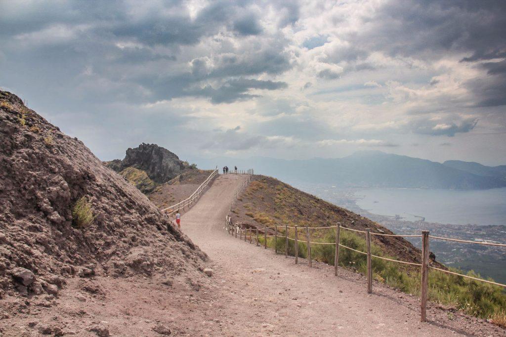 Neapel, Vulkan Vesuv, Italy, Italien, Travel Drift