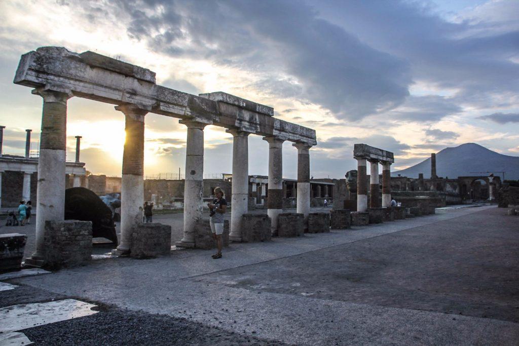Pompeji, Italy, Italien, Travel Drift