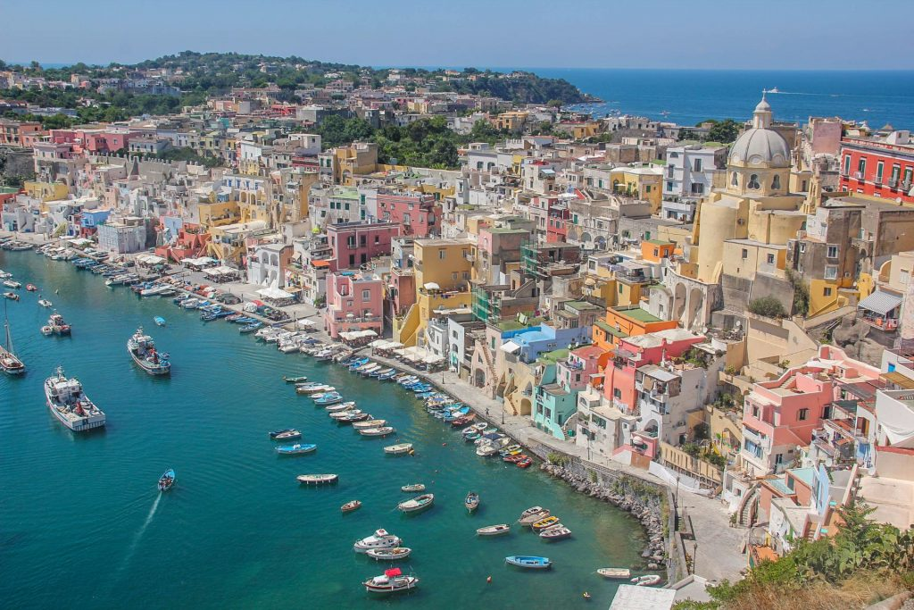 Procida, Italy, Italien, Travel Drift
