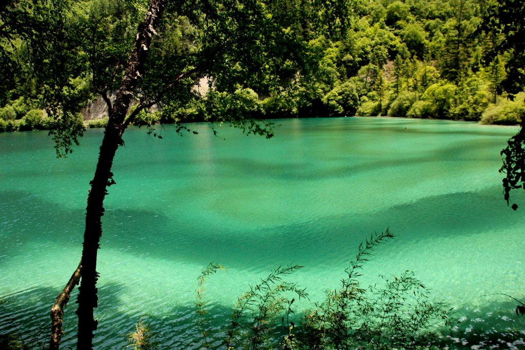 Jiuzhaigou Nationalpark, China, Asien, Travel Drift