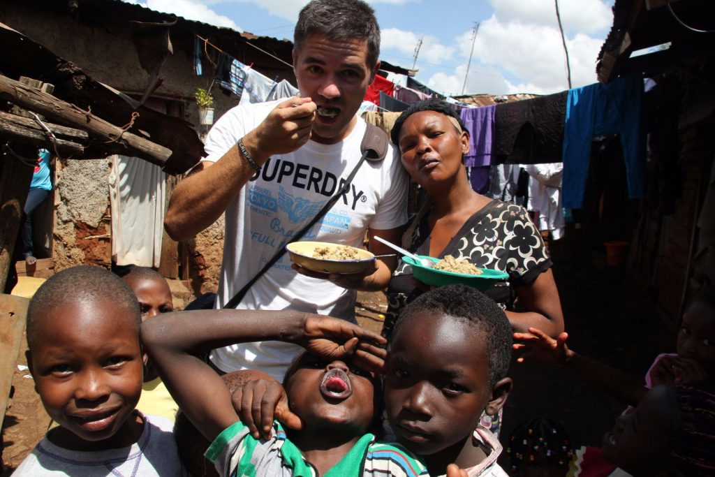 Nairobi, Kibera Slum, Kenia, Africa, Travel Drift