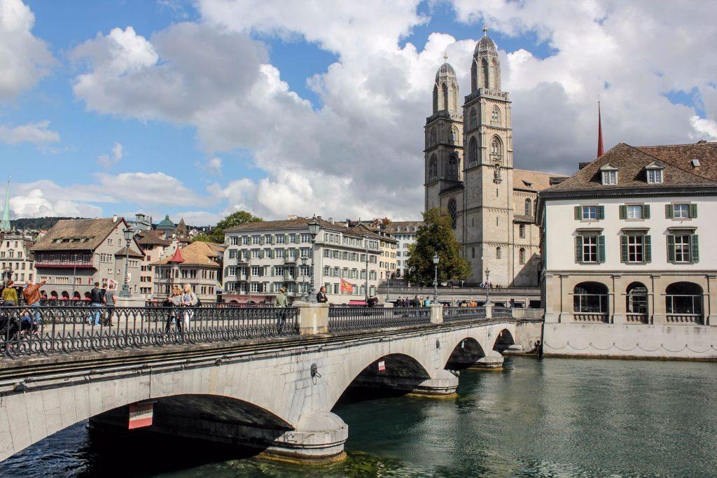 Zürich, Schweiz ,Travel Drift