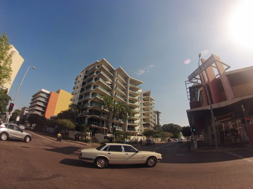 Darwin, Australia, Travel Drift