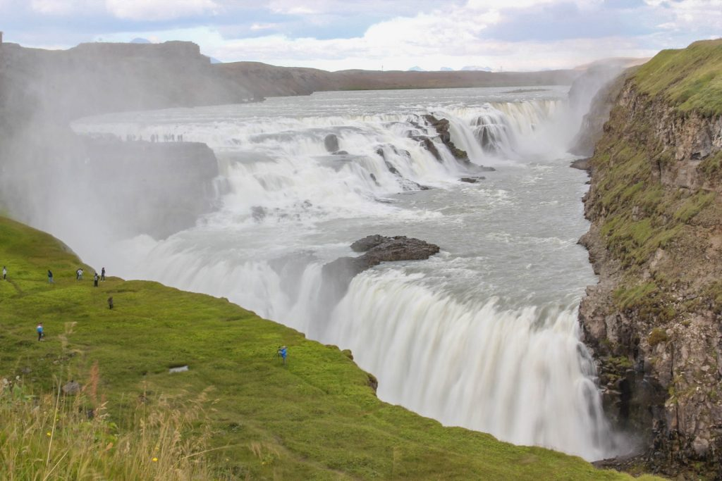 Gullfoss, Island, Travel Drift