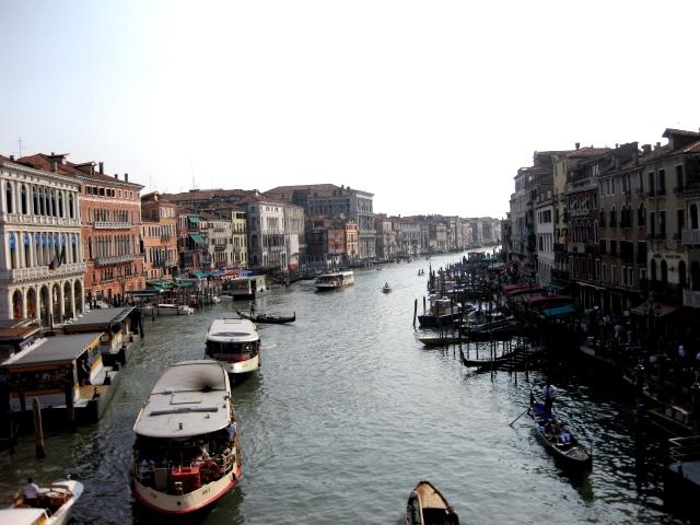 Venedig, Italy, Travel Drift