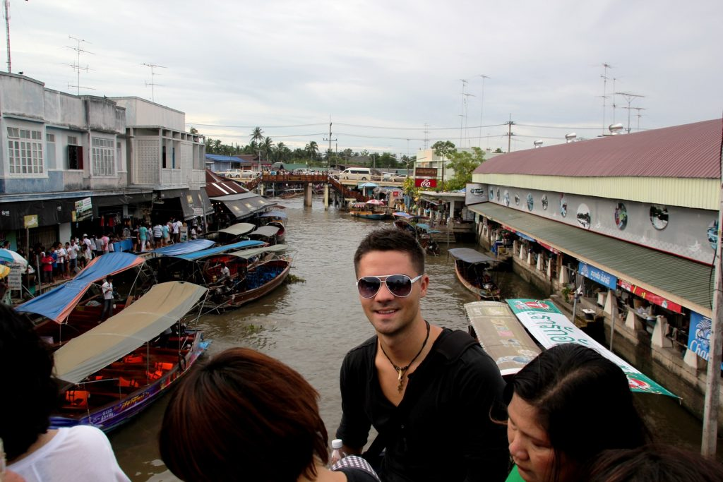 Amphawa, Thailand, Travel Drift