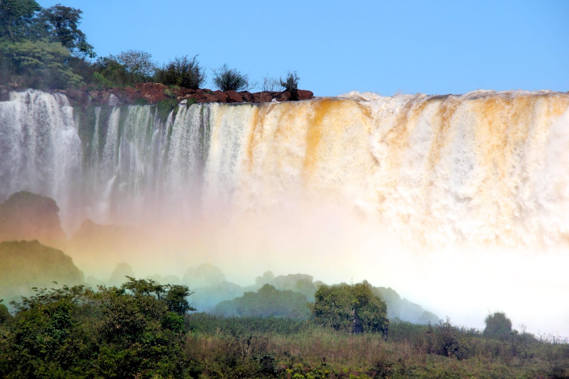 Iguazú, Argentinien, Travel Drift