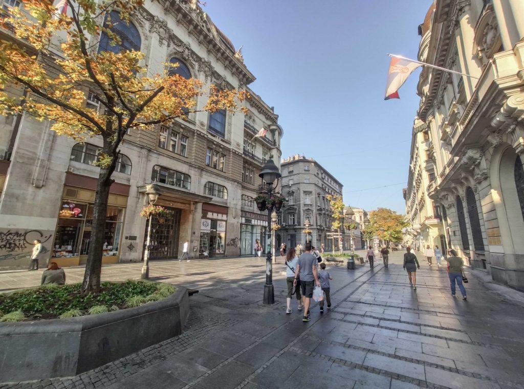 Belgrade, Serbia, Travel Drift