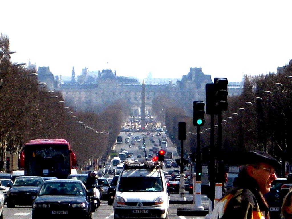 Paris, France, Travel Driftv