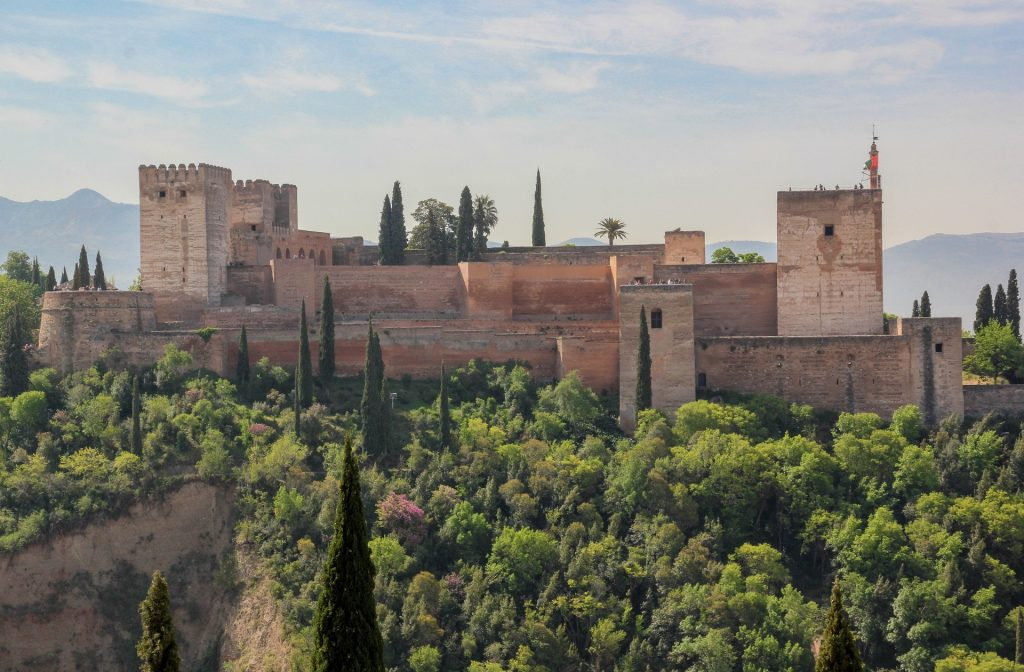 Granada, Spain, Travel Drift