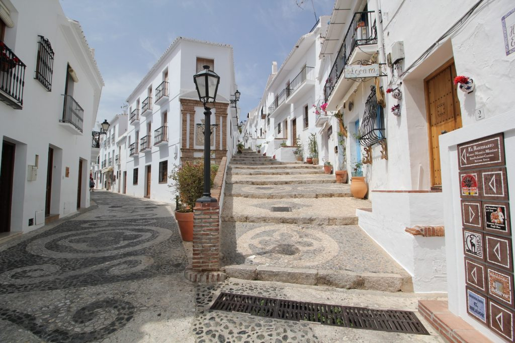 Frigiliana, Spain, Travel Drift