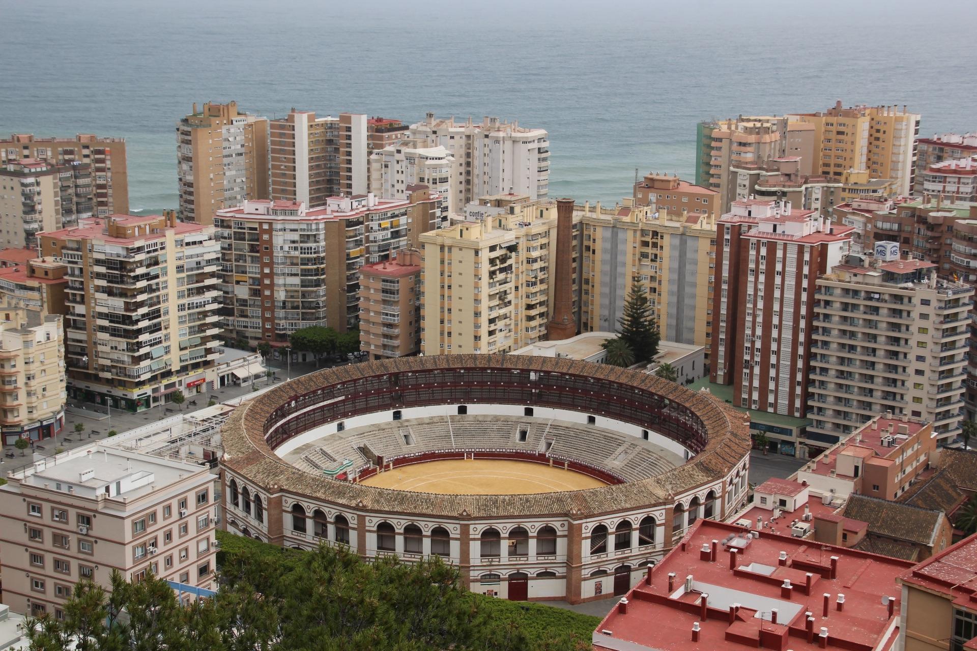 Malaga, Spain, Travel Drift