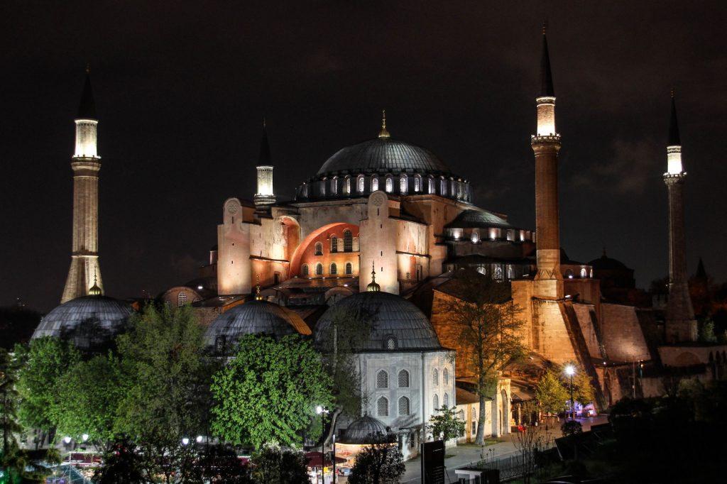 Hagia Sophia, Istanbul, Turkey, Travel Drift