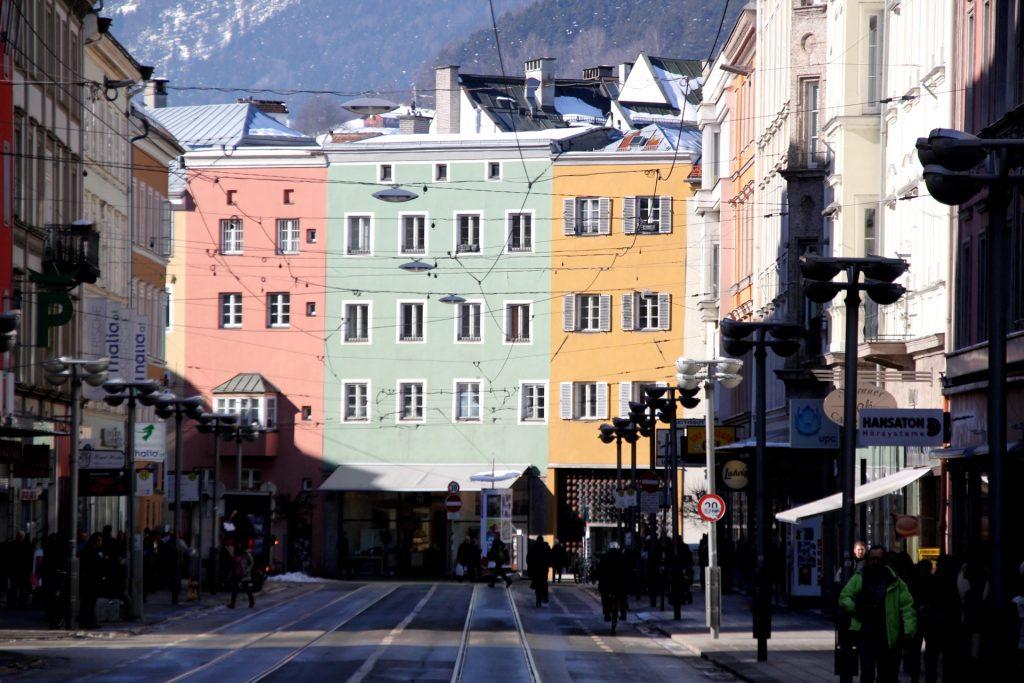 Museumstraße, Innsbruck