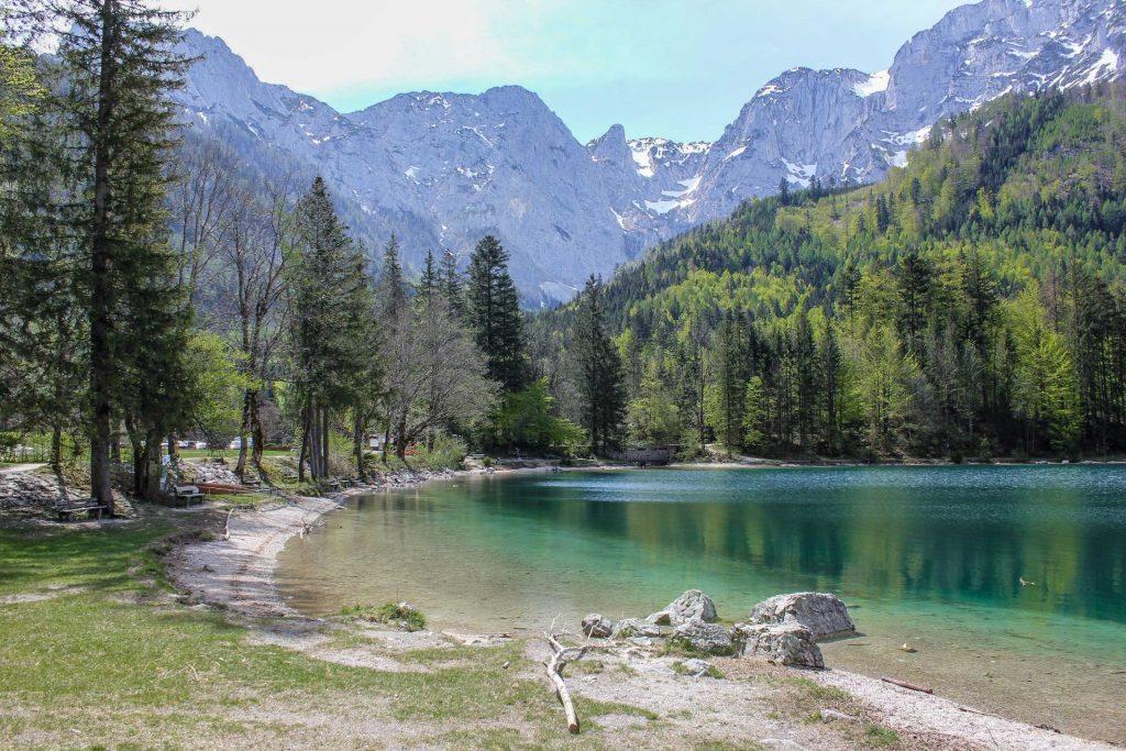 Langbathseen, Austria, Travel Drift