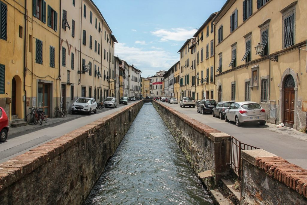 Lucca, Italy, Travel Drift