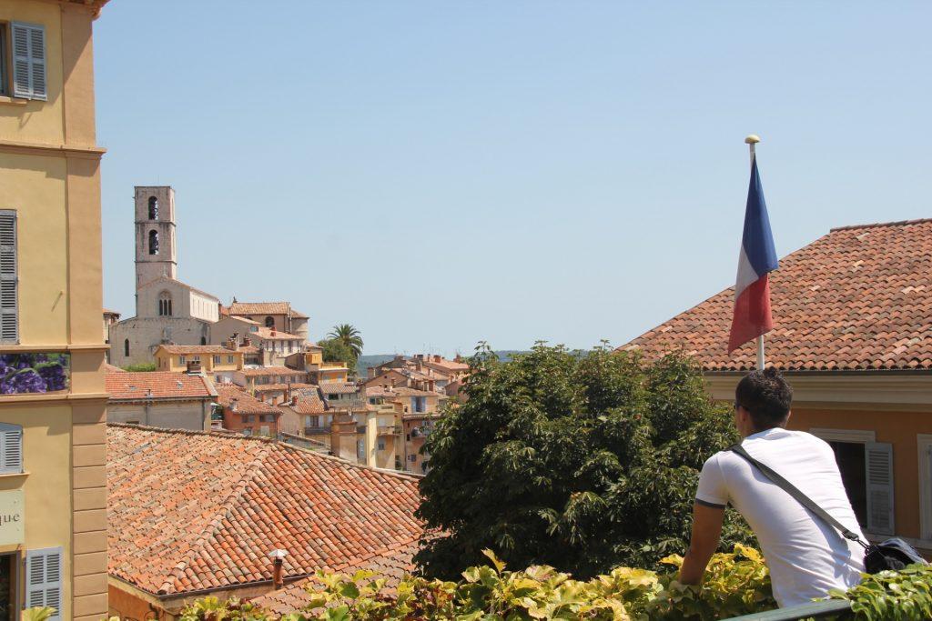 Grasse, France, Travel Drift