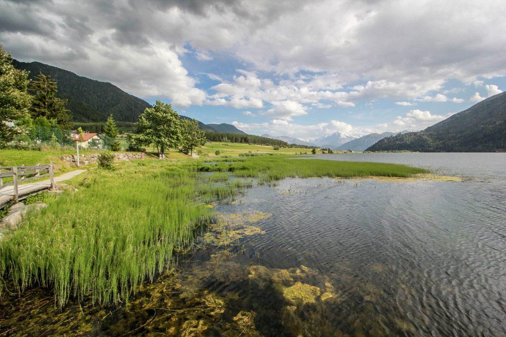 Lago di Resia, Italy, Travel Drift