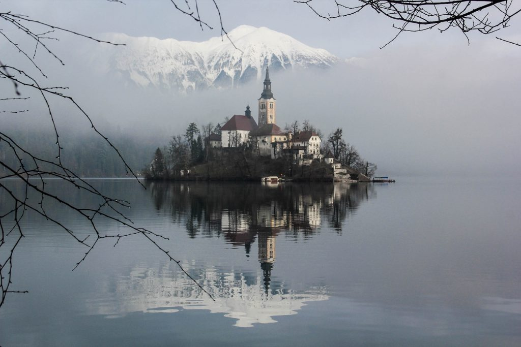 Bled, Slovenia, Travel Drift